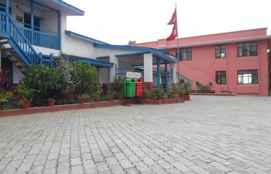 धनकुटा नगरपालिका कार्यालयको परिवर्तित स्वरुप